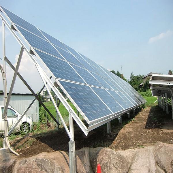 الطاقة الشمسية الألومنيوم دعم سبيكة